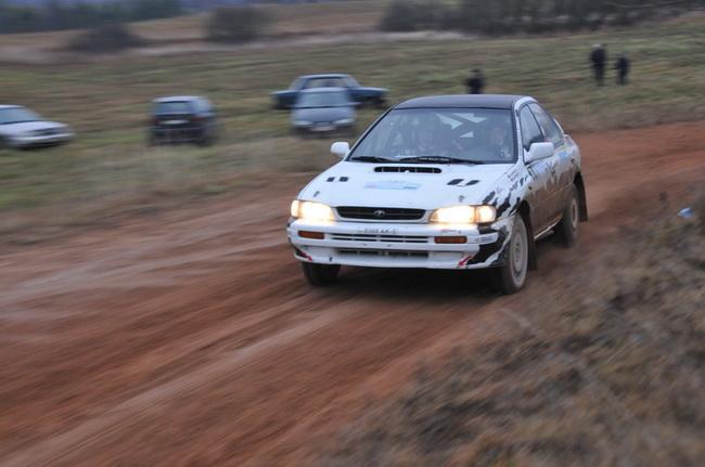 Несмотря на антикварность его Subaru, Вязович был вторым на половине СУ, и победил не только в гонке, а и в серии Браслав Ралли Челлендж по итогам года