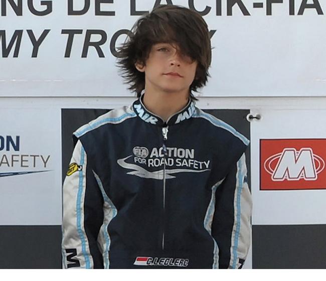 Как знать, быть может именно двукратный Чемпион Франции по картингу Шарль Леклерк станет следующим французским Чемпионом Мира в Формуле-1...