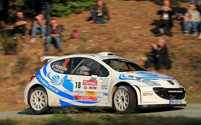 В прошлом году Буффье оформил титул Чемпиона Франции вторым местом на Ралли ду Вар-2010. В этот раз он стал лучшим среди S2000 и 5-м в абсолюте
