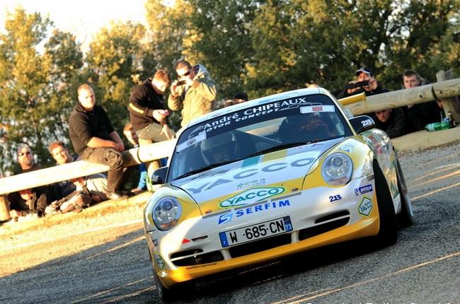 Однако, несмотря на оппозицию из десятка пилотов на автомобилях категории WRC, титул завоевал Жиль Нанте, выступающий заднеприводном Porsche!