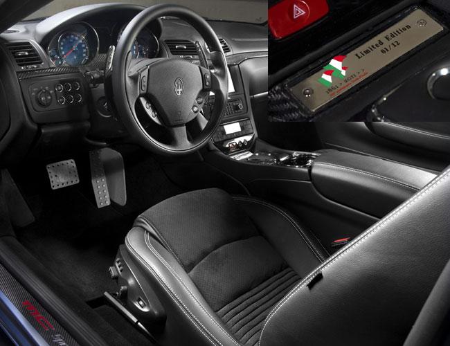 Представлен Maserati GranTurismo S Limited Edition