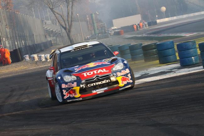 Вновь выполняя роль штурмана Северин Лоэб не переставала восхищаться скоростью своего мужа, а также невероятными тормозами нового DS3 WRC