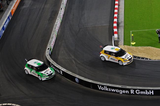 """Однако теперь раллийные автомобили составляют лишь малую толику """"автопарка"""" Гонки Чемпионов, а в этом году тут и вовсе не было WRC!"""