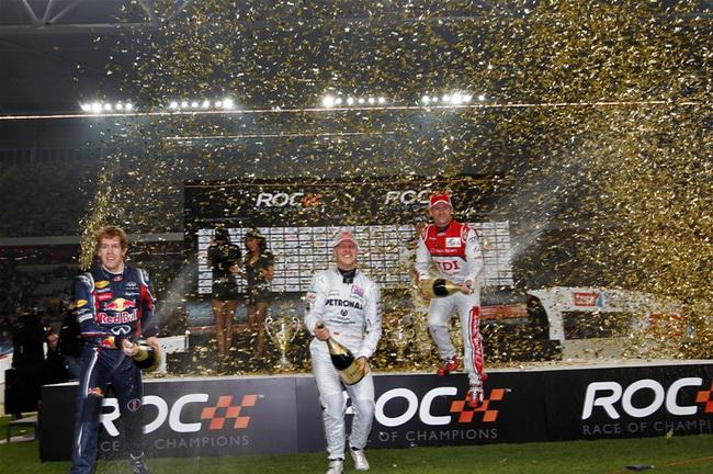 """О том, что немецкие организаторы Гонки Чемпионов, """"содействуют"""" своим Чемпионам стало очевидно давно, однако в слух об этом никто не говорит..."""