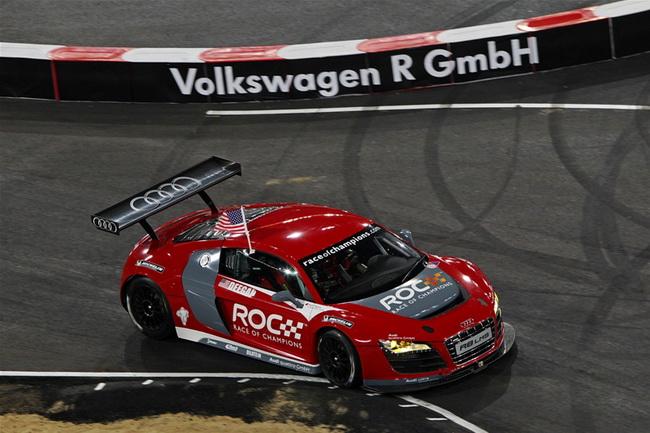 """""""Засилие"""" определенных марок в Гонке Чемпионов имеет простое объяснение - спонсорская поддержка. Раньше это было Renault, теперь - VW"""