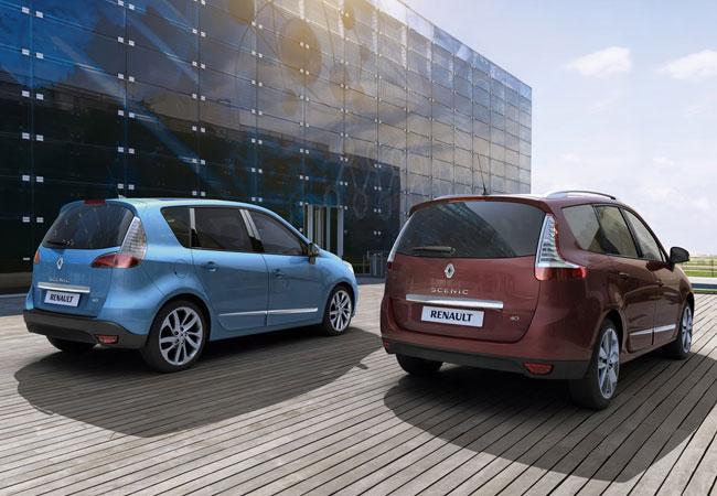 Обновленный Renault Scenic и Grand Scenic