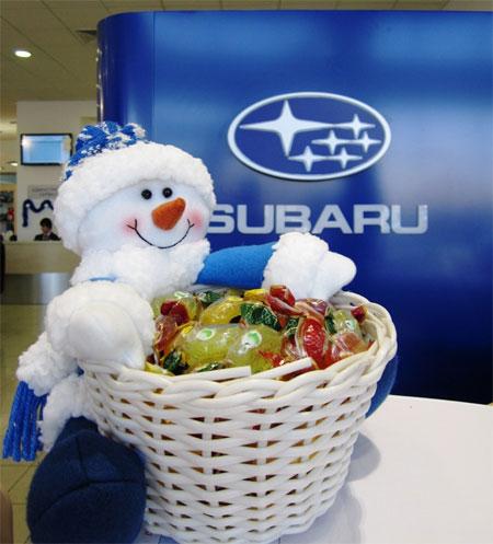 «ВиДи Стар Моторз» - лидер по продажам Subaru в ноябре