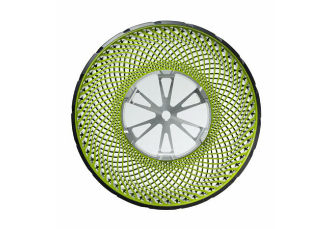 безвоздушная шина Bridgestone