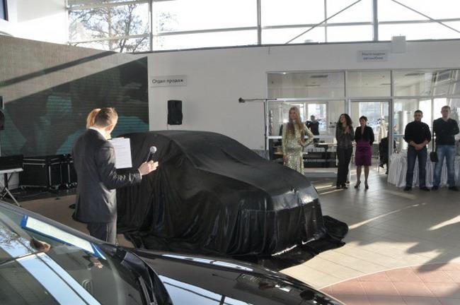 новый Volkswagen Golf