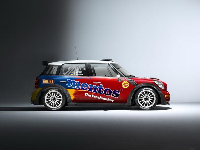 Валерий Горбань и Mentos Ascania Racing пересядут на Mini