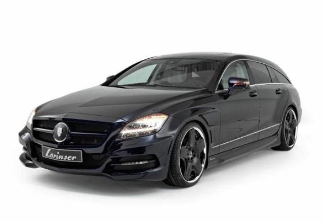 Компания Lorinser прокачала новый универсал Mercedes-Benz CLS Shooting Brake