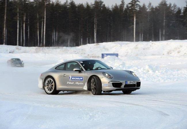 Правила вождения зимой