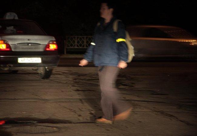 Как избежать ДТП с участием пешеходов