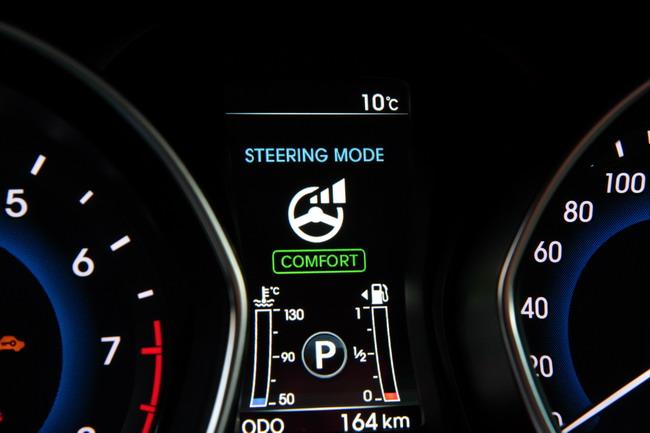 Новый Hyundai i30 тест-драйв