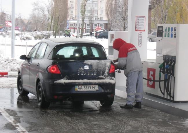 Киевская АЗС Лукойл