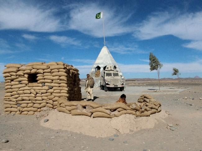 Украинский путешественник Алексей Коровин в Пакистане