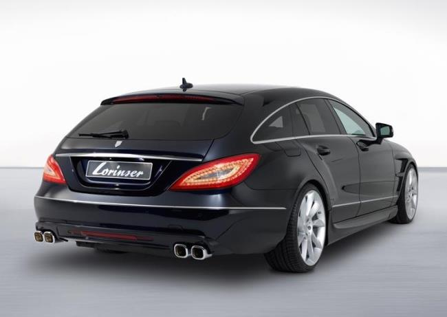 Универсал Mercedes-Benz CLS Shooting Brake от Lorinser