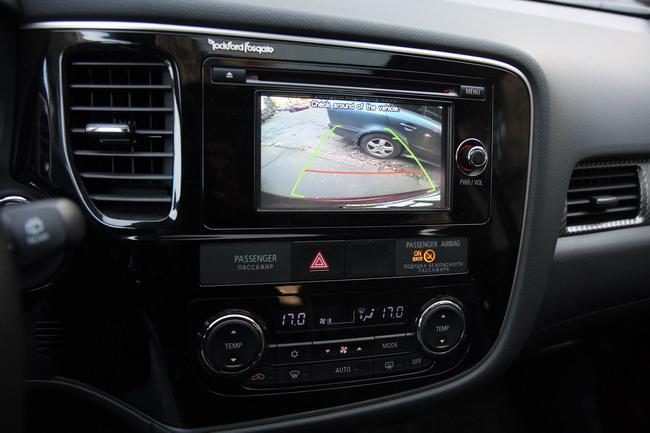 Новый Mitsubishi Outlander третьего поколения