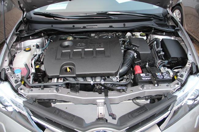 Новая Toyota Auris