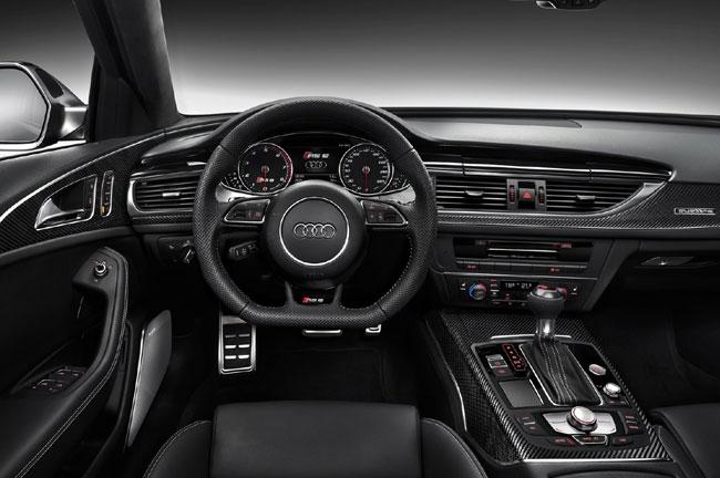 Спортивный универсал Audi RS6 Avant
