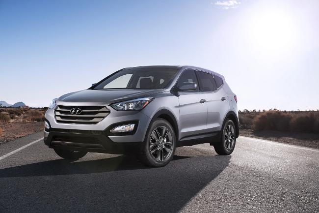 Hyundai Satna Fe