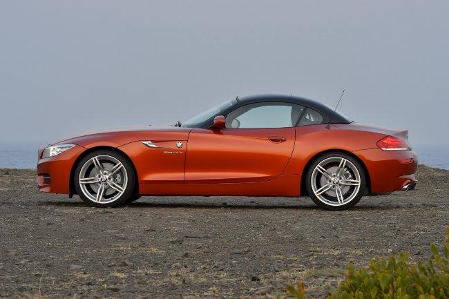 Обновленный BMW Z4