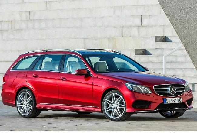 Новый Mercedes E-Class