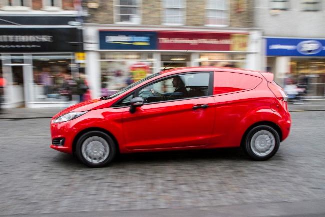 фургон Ford Fiesta