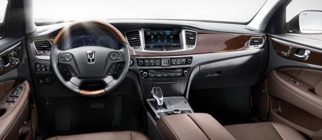 Новый Hyundai Equus