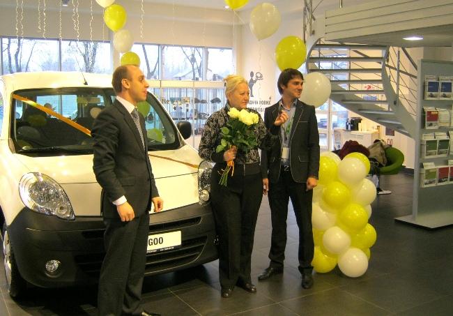 Renault АИС Автокрай