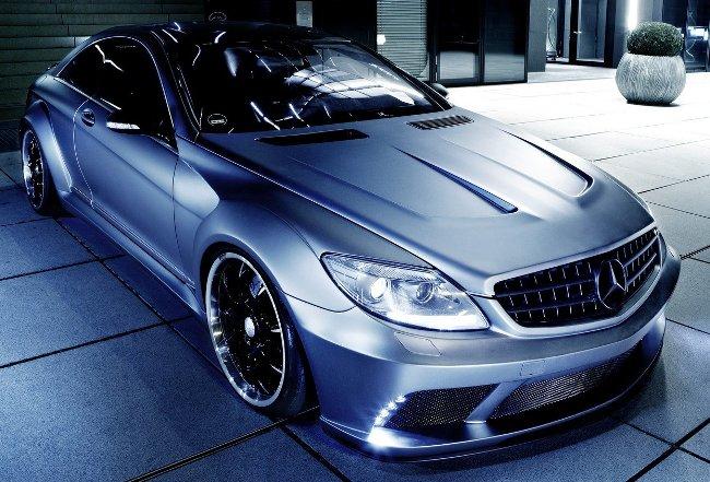 Купе Mercedes-Benz CL 63 AMG новый тюнинг-пакет