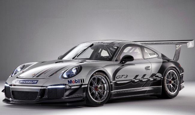 Новый Porsche 911 GT3 Cup