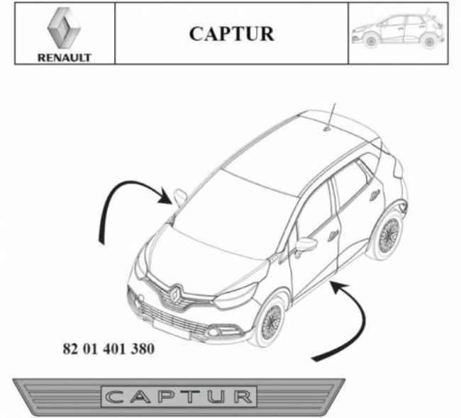 компактный кроссовер Renault
