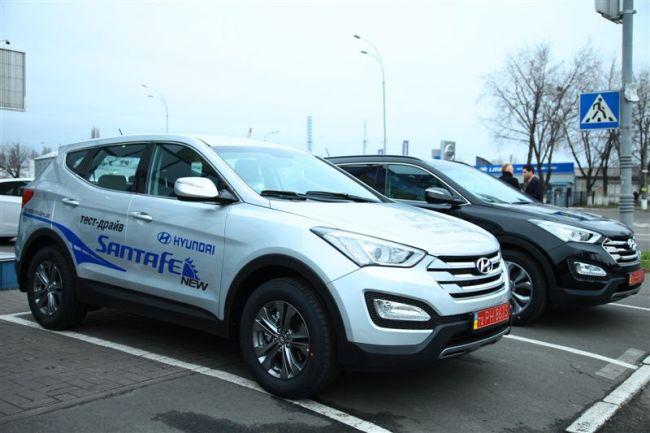 новый Hyundai Santa Fe