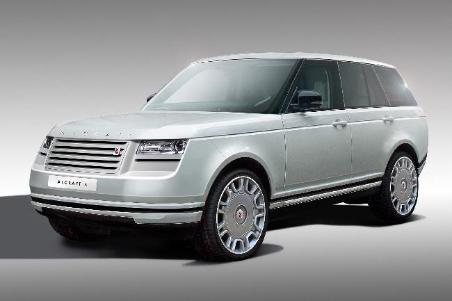 Alcraft Motor готовит собственный Range Rover