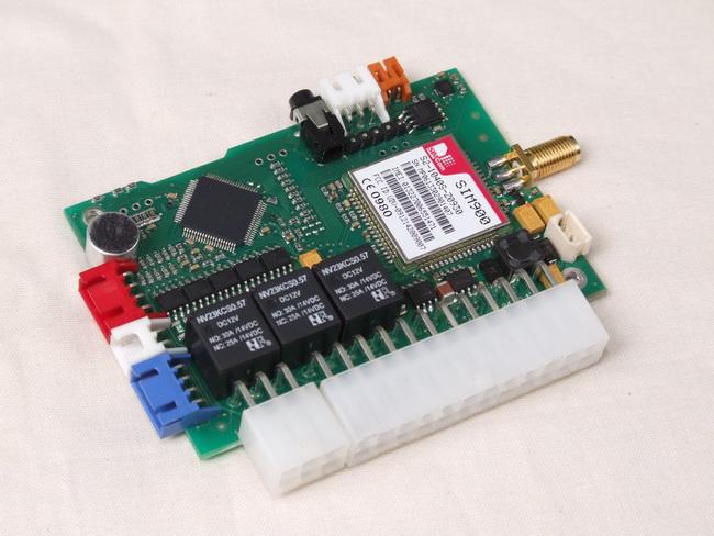 Охранные сиcтемы c GSM-модулем Мagnum