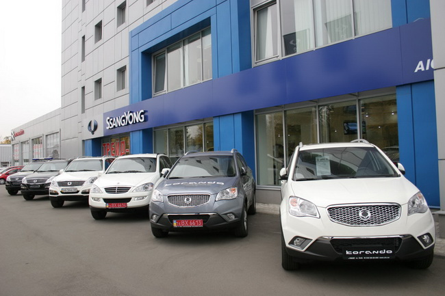 Снижены цены на автомобили Geely SsangYong, MG, ГАЗ