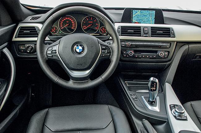 Тест-драйв BMW 320d GT