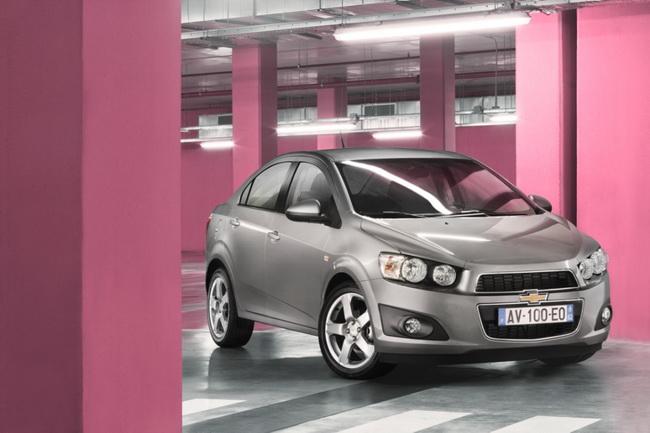 Новогодние скидки на Chevrolet