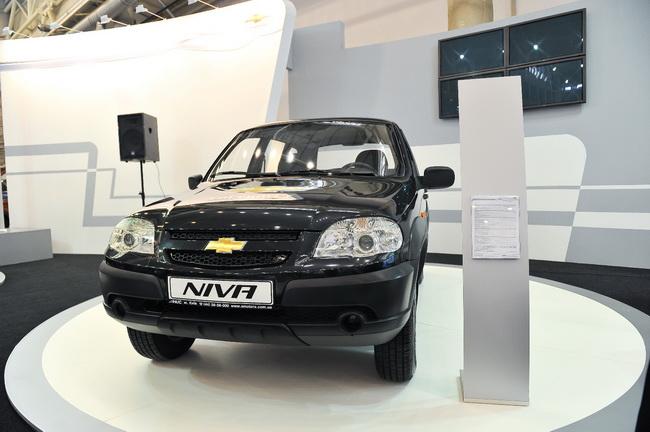 Новая Chevrolet Niva
