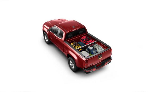 Новый Chevrolet Colorado показали в Лос-Анджелесе