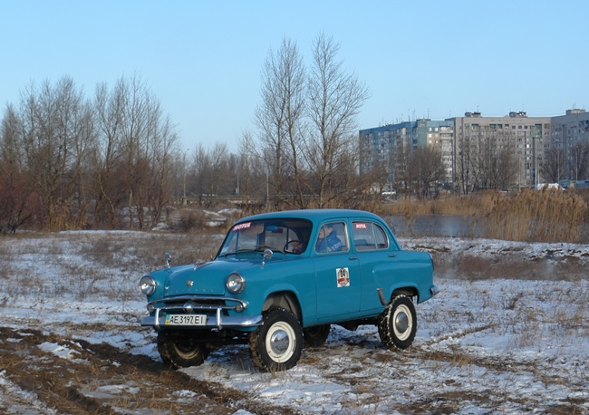 ТОП-5 самых ярких ретрособытий 2013 года в Украине