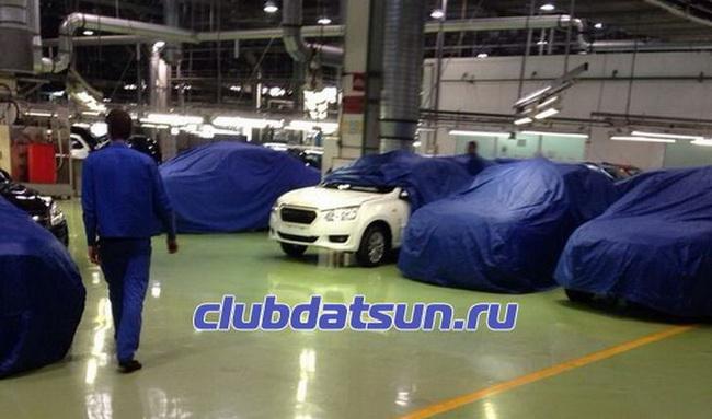 В сети появилась фотография первой модели Datsun