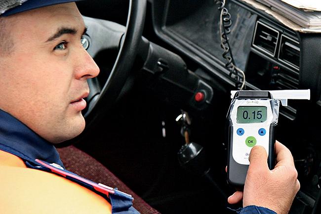 Закон на дороге: алкоголь водителю не попутчик!