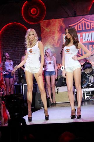 Мисс Harley-Davidson 2013