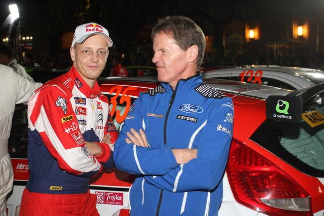 WRC: Citroen объявила достаточно сенсационный состав пилотов на сезон 2014 года