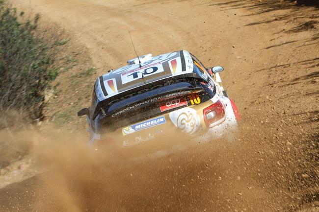 WRC: Citroёn объявила достаточно сенсационный состав пилотов на сезон 2014 года