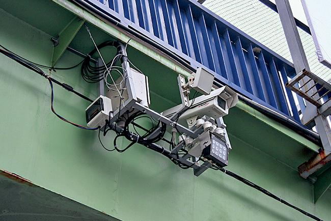 Вместо гаишников - камеры