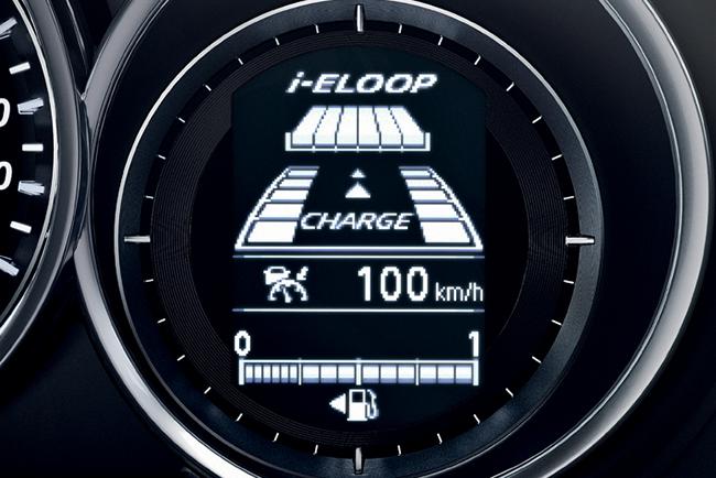 Новые технологии: Mazda6