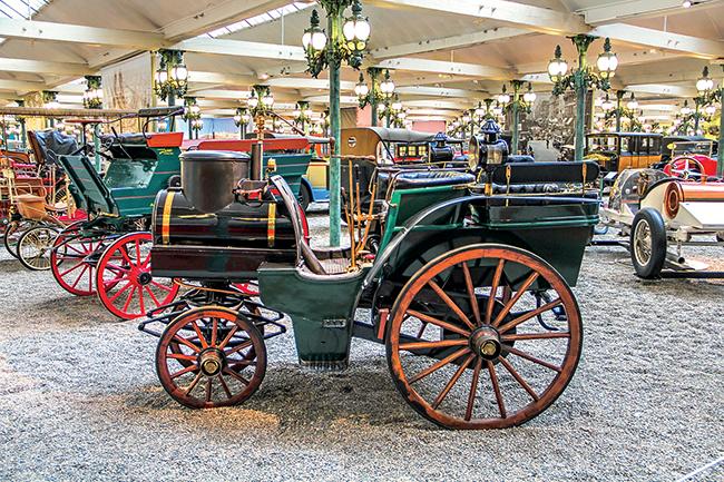 Национальный автомузей Франции